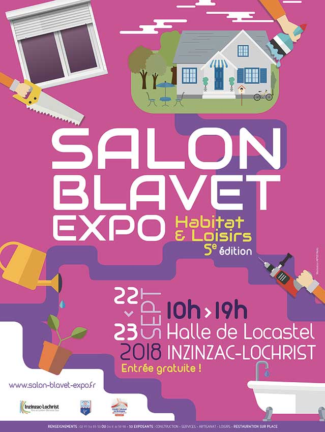 Edition 2018 du Salon Blavet Expo