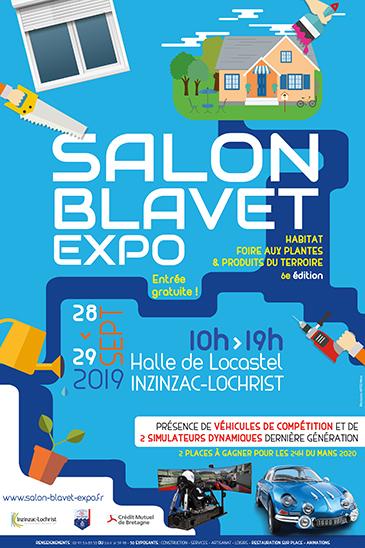 Edition 2019 du Salon Blavet Expo