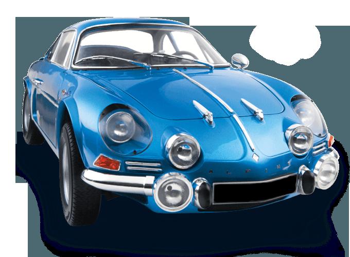 Venez à la découverte d'anciennes voitures de compétitions